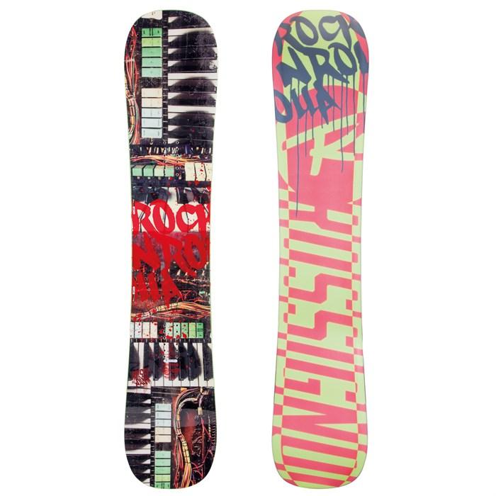 Rossignol - Rocknrolla Amptek Snowboard 2015