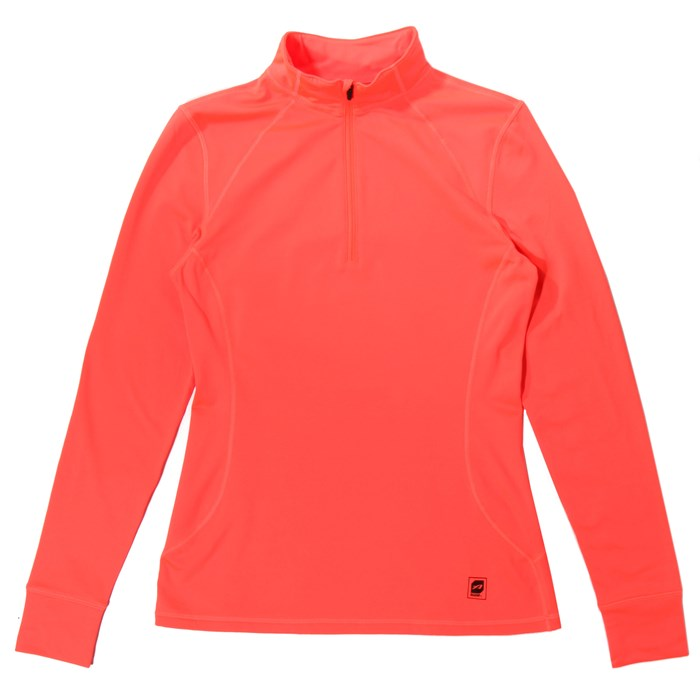 Orage - Eco Dry Zip Baselayer Top - Women's