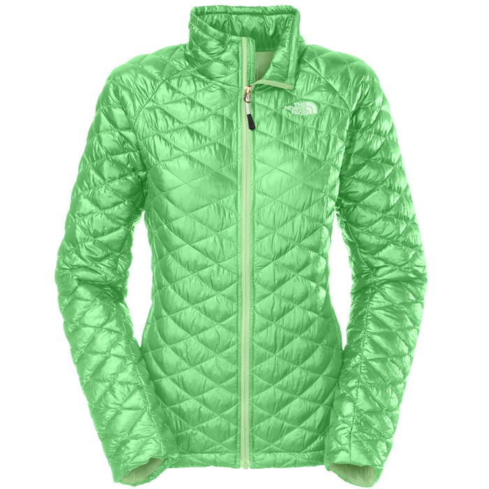 508c1702112d The North Face - ThermoBall Full Zip Jacket - Women s ...