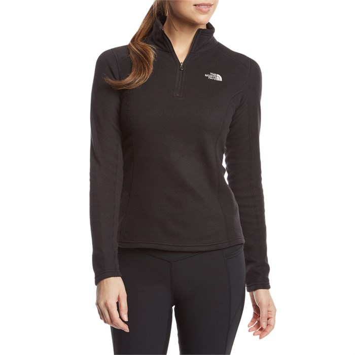 The North Face - Glacier 1/4 Zip Top - Women's