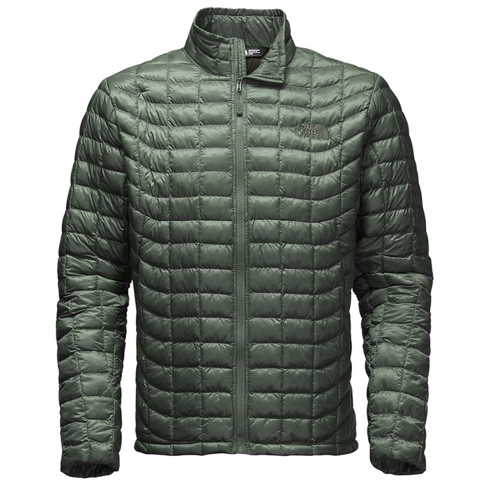 The North Face - ThermoBall Full Zip Jacket ... 4145473cd8d1