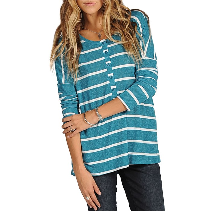 Volcom - Seven Days L/S Top - Women's