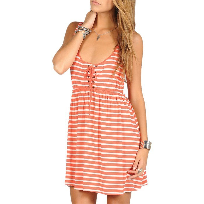 Volcom - Play Along Dress - Women's