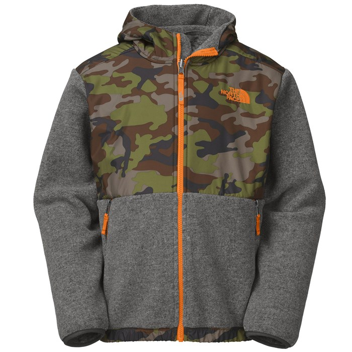 The North Face - Denali Hoodie - Boy's