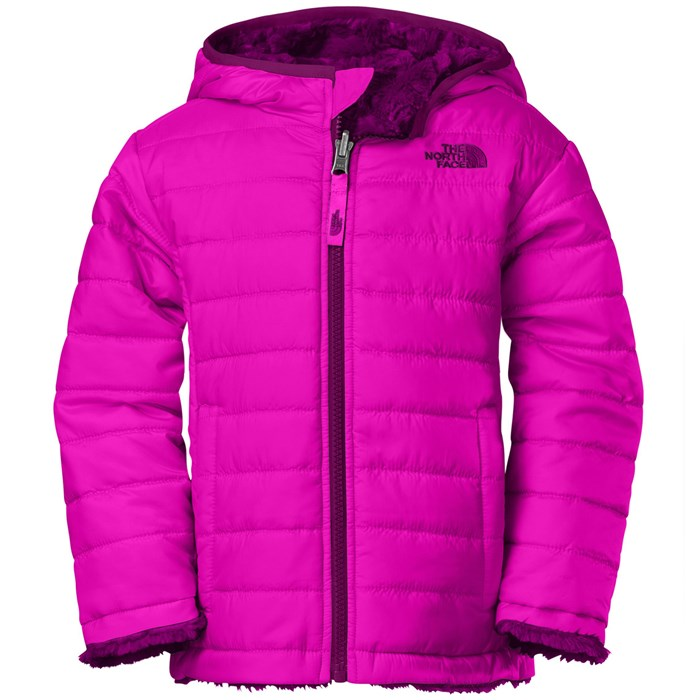 The North Face - Reversible Mossbud Swirl Jacket - Toddler - Girl's