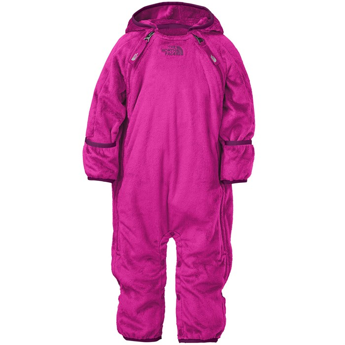 The North Face - Buttery Fleece Bunting - Infant - Kid's