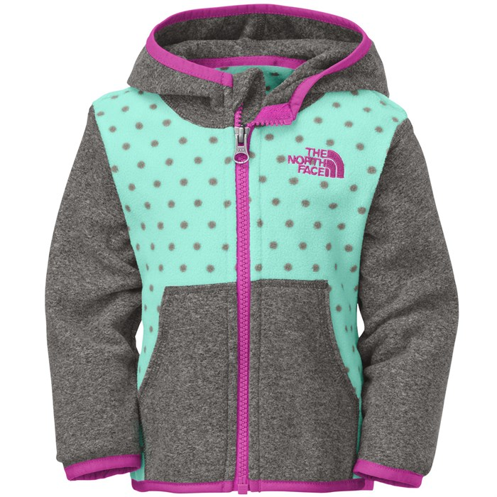 The North Face - Glacier Full Zip Hoodie - Infant - Kid's