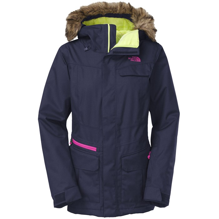 The North Face - Baker Deluxe Insulated Jacket - Women's