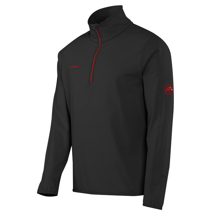 Mammut - Snow Zip Longsleeve Top