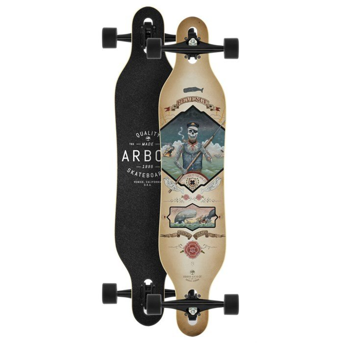 Arbor - Axis GT Longboard Complete