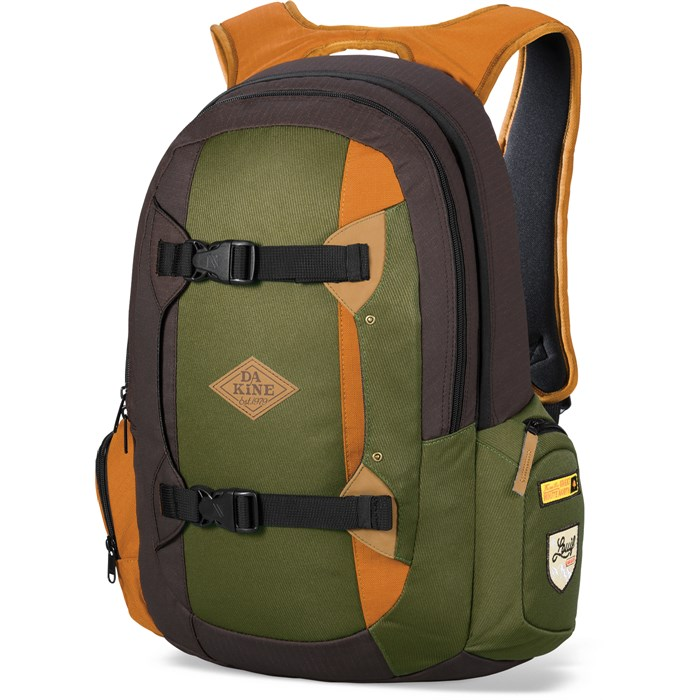 DaKine - DaKine Louif Paradis Team Mission 25L Backpack