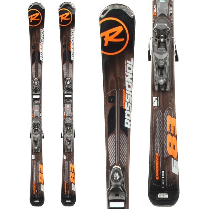Rossignol - Experience 83 Skis + Rossignol Axium 100 Demo Bindings - Used 2013