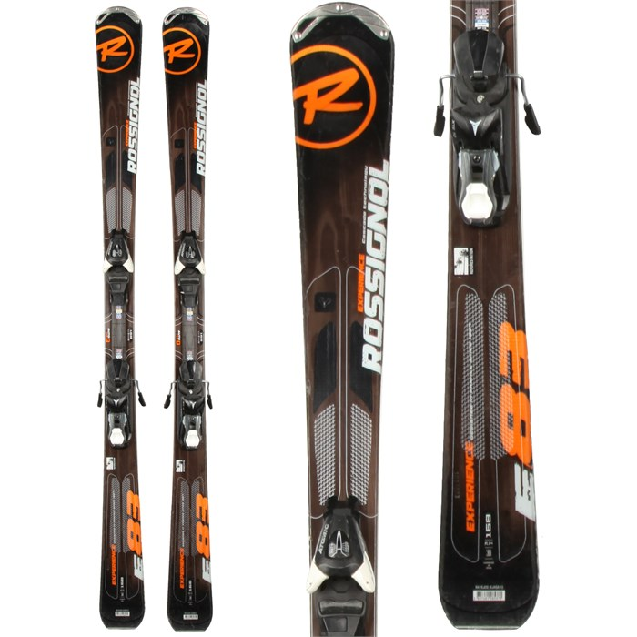 Rossignol - Experience 83 Skis + Atomic XT 10 Demo Bindings - Used 2013