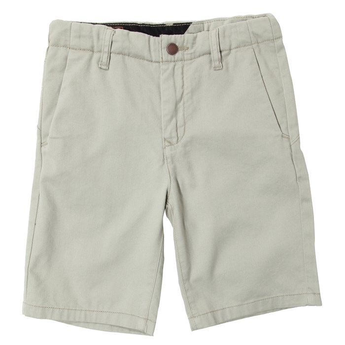 Volcom - Faceted Shorts (Ages 4-7) - Boy's