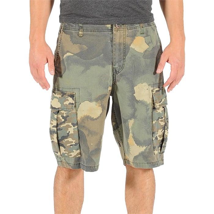 53901f15e Volcom Slargo Cargo Mixed Camo Shorts (Ages 4-7) - Boy s