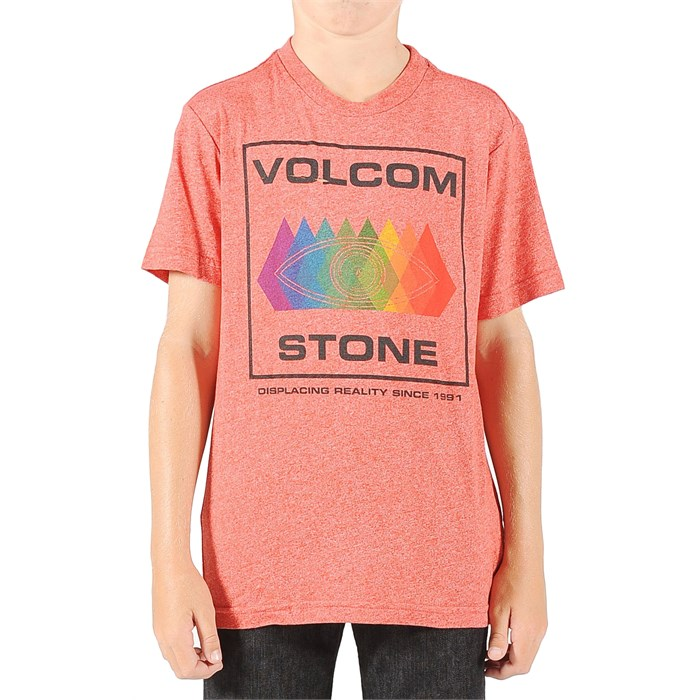 Volcom - All Seeing T-Shirt (Ages 4-7) - Boy's