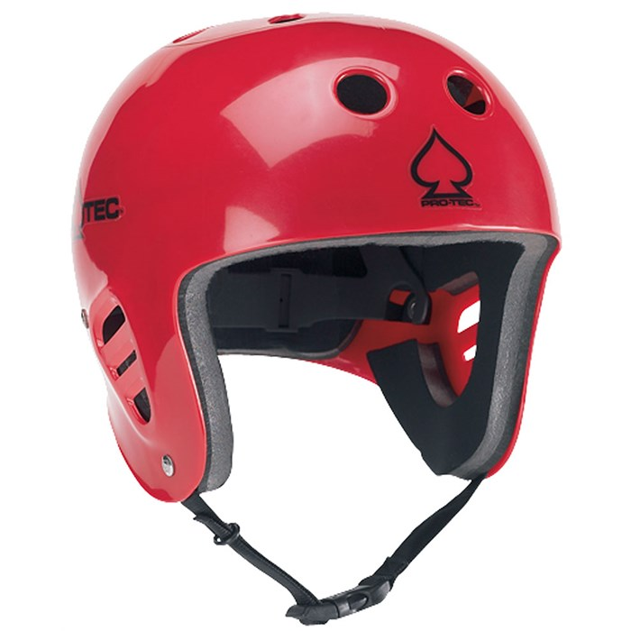 Pro-Tec - Pro Tec The Full Cut Wakeboard Helmet