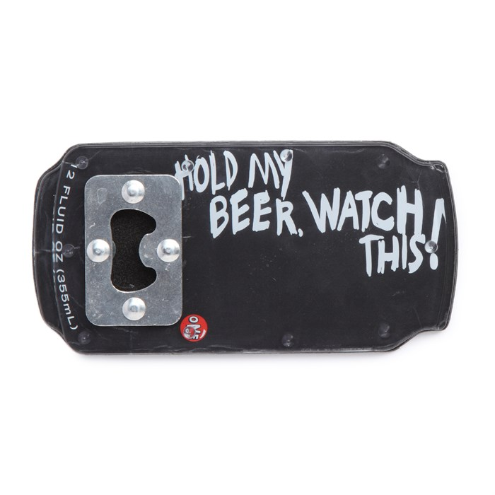 OneBall - One Ball Jay Hold My Beer Bottle Opener Stomp Pad