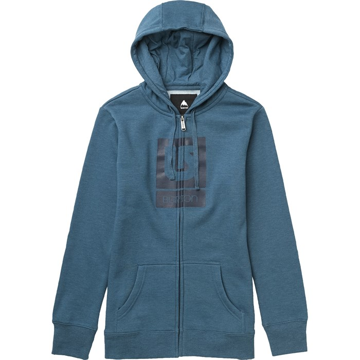 Burton - Logo Vertical Full Zip Hoodie - Women's