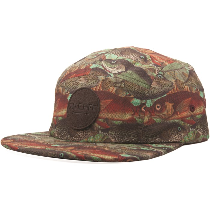 Neff - Fishy Camper Hat