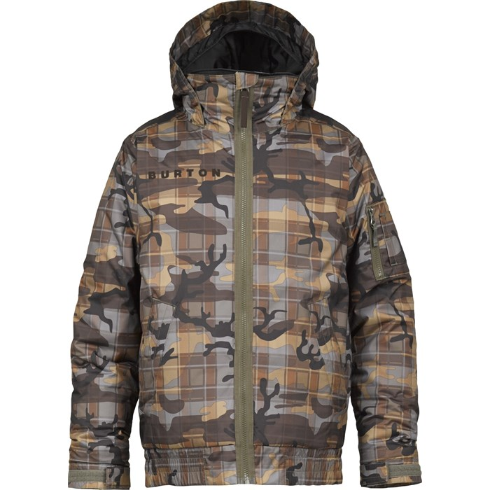 Burton - Raider Jacket - Boy's