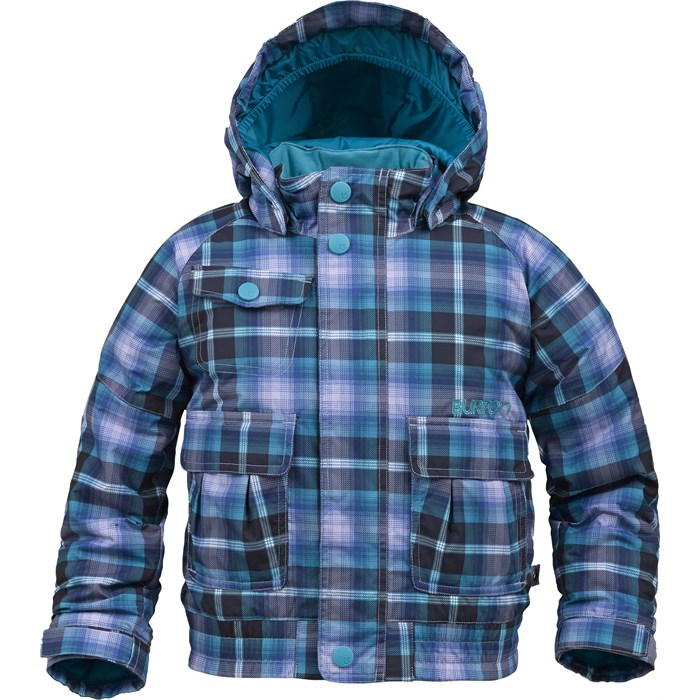 Burton - Minishred Twist Jacket - Girl's