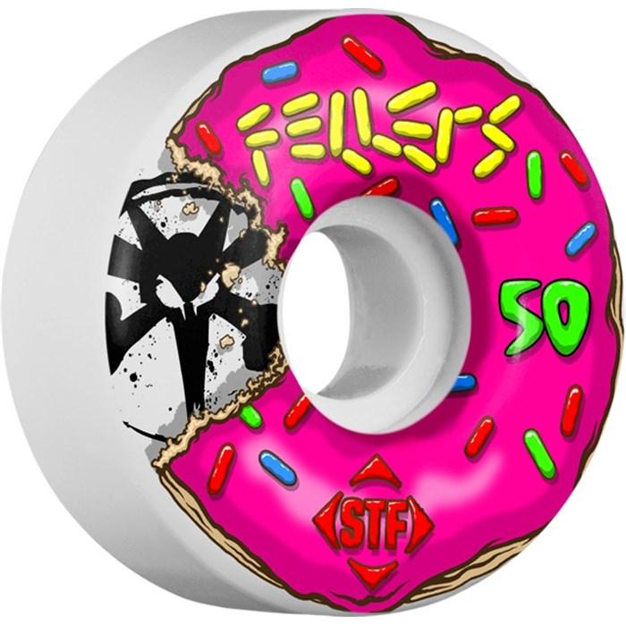 Bones - Fellers Sprinkles 83b Skateboard Wheels