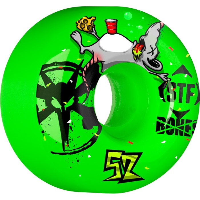 Bones - Party Pack II STF 83b Skateboard Wheels