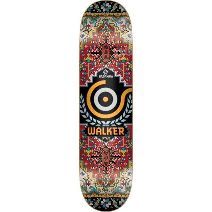 Organika - Rug Walker Skateboard Deck