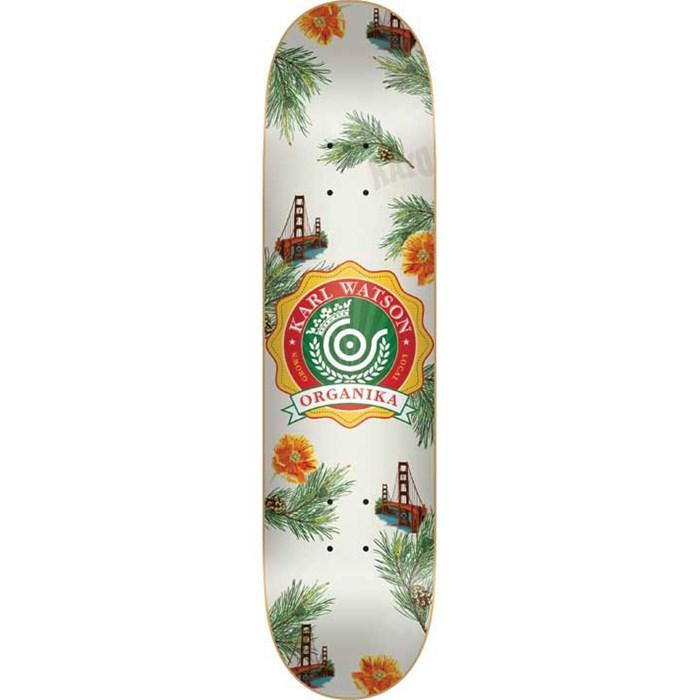 Organika - Botanical Watson Skateboard Deck