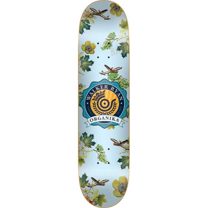 Organika - Botanical Walker Skateboard Deck