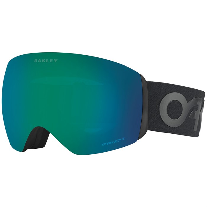 oakley flight deck goggles on sale  oakley flight deck goggles factory pilot blackout prizm jade iridium