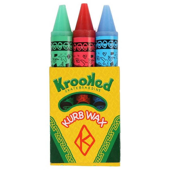 Krooked - Curb Skateboard Wax