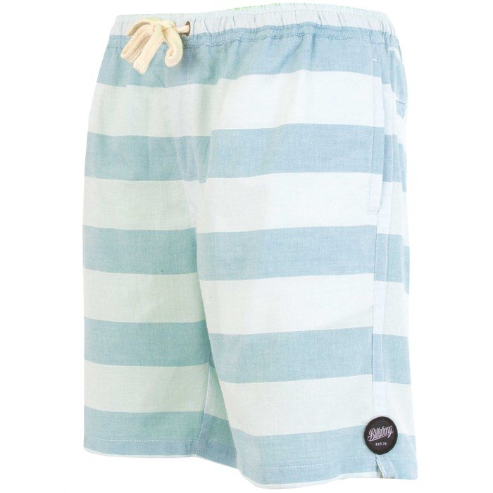 Billabong - Blended Elastic Boardshorts (Ages 8-14) - Boy's
