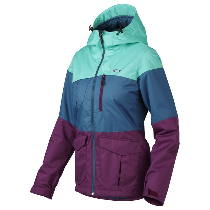 oakley ski jackets on sale  oakley bravo jacket women's