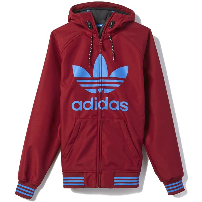 Adidas - Greeley Softshell Jacket ... 1f84569b76