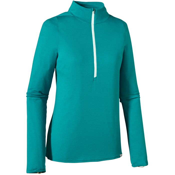 Patagonia - Merino 3 Midweight Zip-Neck Top - Women's