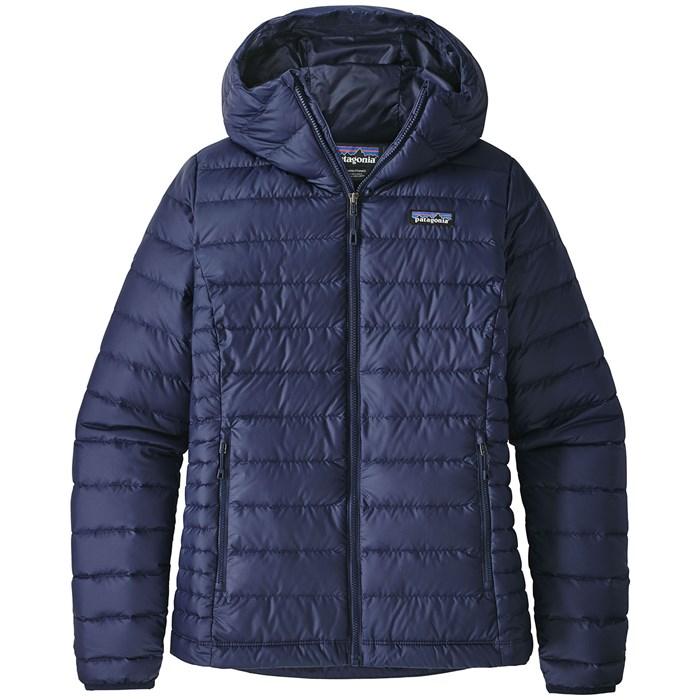 Patagonia - Down Sweater Hoodie - Women's - Used