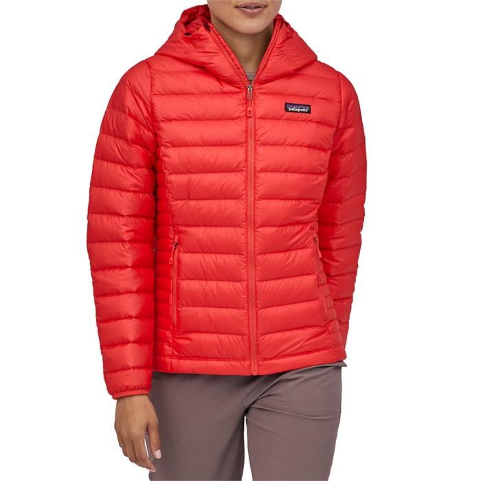 Patagonia - Down Sweater Hoodie - Women's