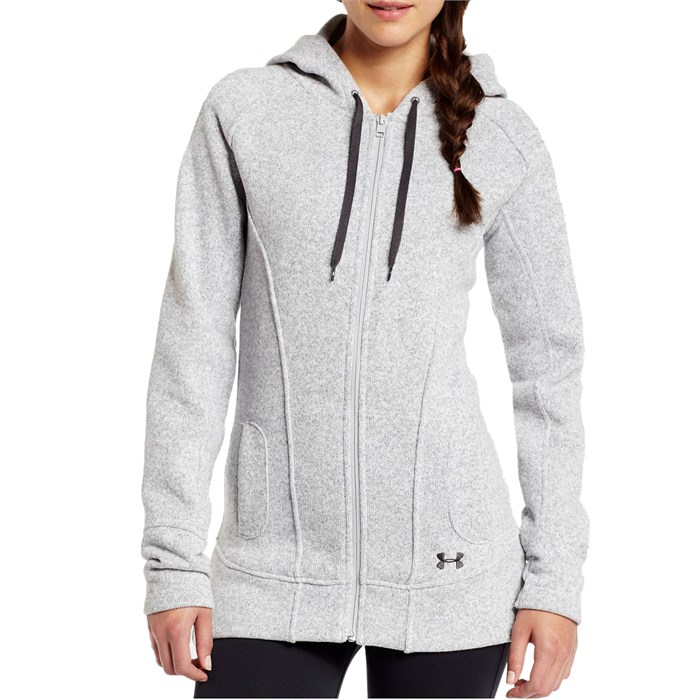 Under Armour - Wintersweet Full Zip Hoodie - Women s ... 2867242594