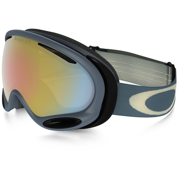 Oakley A Frame 2 0 Asian Fit Goggles Evo