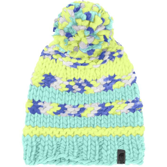 5b0686d6bd6 The North Face - Nanny Knit Beanie - Women s ...