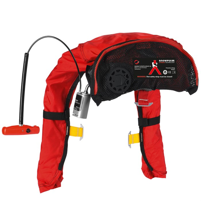 Mammut - Protection Airbag System P.A.S.