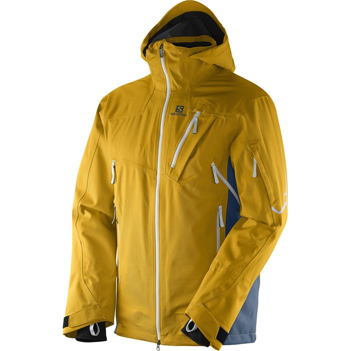 698ed45d6e47 Salomon Foresight 3L Jacket