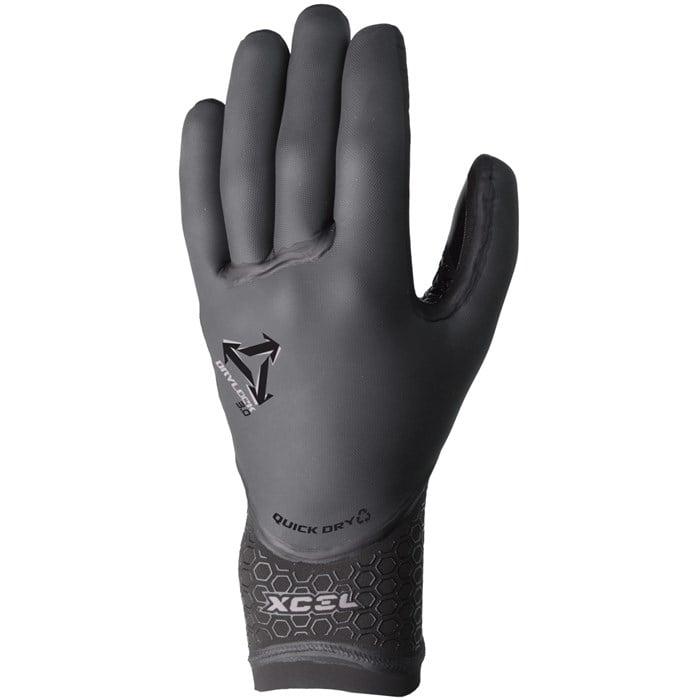 XCEL - Drylock 3mm 5-Finger Gloves