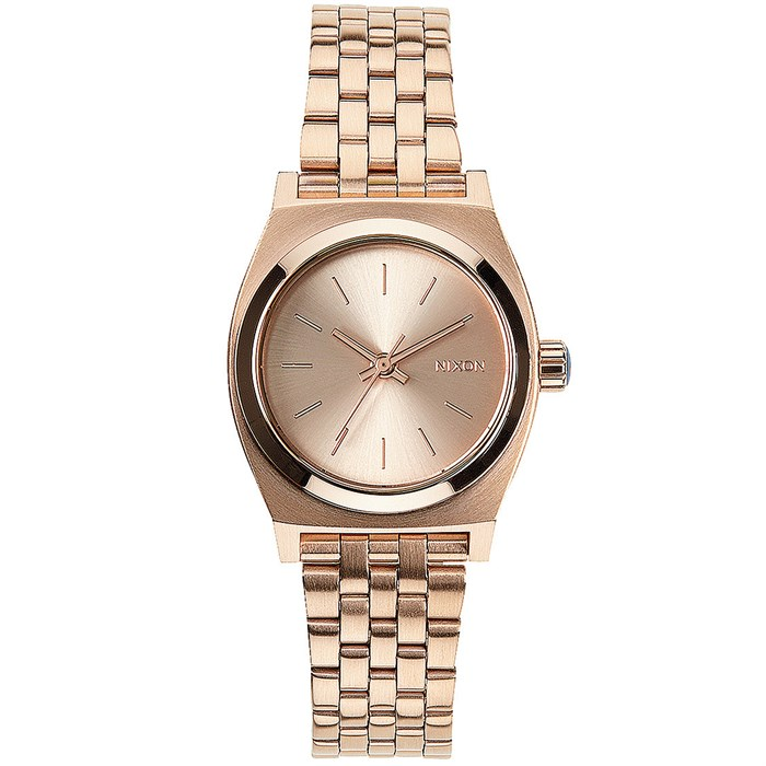Nixon - The Small Time Teller Watch - Women's