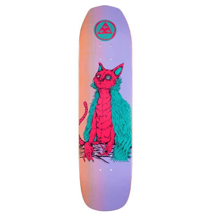Welcome - Owlcat 8.25 On Vimana Skateboard Deck