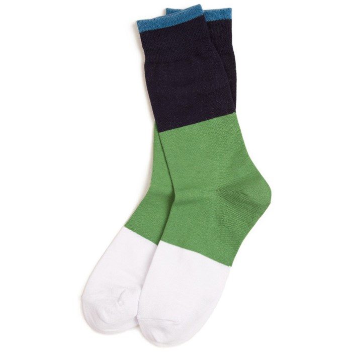 Richer Poorer - Badlands Socks