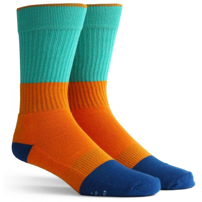 Richer Poorer - Everyman Socks