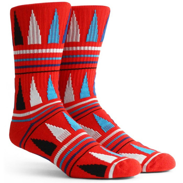 Richer Poorer - Richer Poorer Swindler Socks